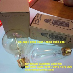 Lampu Edison 40W Decorative Light Bulb