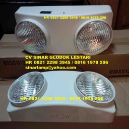 Lampu Emergency Mata Kucing Powercraft TED10NM