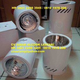 Downlight Outbow Bulat 5 inch