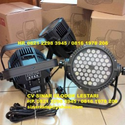 Lampu Par Led Panggung Outdoor 54x3W