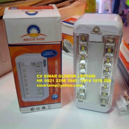 Lampu Emergency Led 4W
