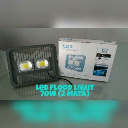 Lampu sorot led 70 watt spider