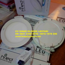 Led Panel Light 18 watt Hiled
