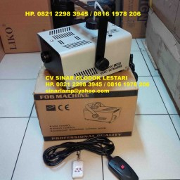 Fog Machine 900 watt A-900