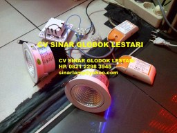 Lampu Dimmer Peredup Cahaya Dimmable LED 13W