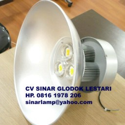 Lampu Industri LED 150W Model Kap HDK High Bay