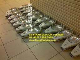 Lampu Jalan Cobra High Pressure Sodium 150 Watt