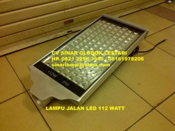 Lampu Jalan LED 112 Watt Multi LED