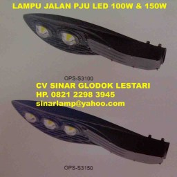 Lampu Jalan LED 150 Watt High Quality merk OCTOPUS