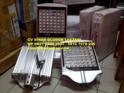 Lampu Jalan LED Hinolux 56W Bridgelux USA
