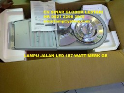 Lampu Jalan LED Merk GE 157W Light Power Density