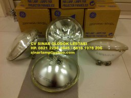 Lampu Kereta GE 200PAR56 30V 200W Locomotive Train Headlamp