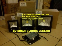 Lampu Sorot Led HiLed 10W 30W 50W