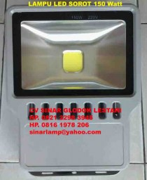 Lampu Sorot Led 150 watt Single Chip