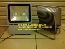 Lampu Sorot LED 2 x 50W Superbright