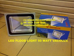 Lampu Sorot LED Flood Light 50W VACOLUX
