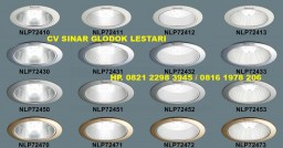 Downlight Panasonic 5 inch NLP72410-NLP72473 CFL Downlight