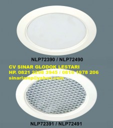 Downlight Panasonic Cover Panel