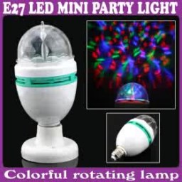 Lampu Disco E27 Led Mini Party
