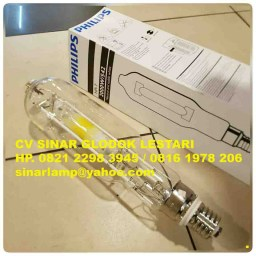 Lampu Metal Halide Philips HPI-T 2000 watt