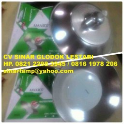 Lampu Industri LED 100 watt Amasco