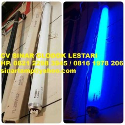 Lampu TL Bayi 20 watt Blue Light Philips
