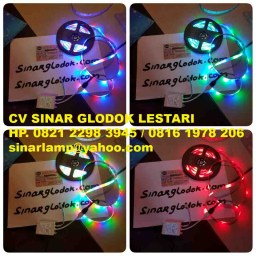 LED Strip RGB 3528 with Remote Control