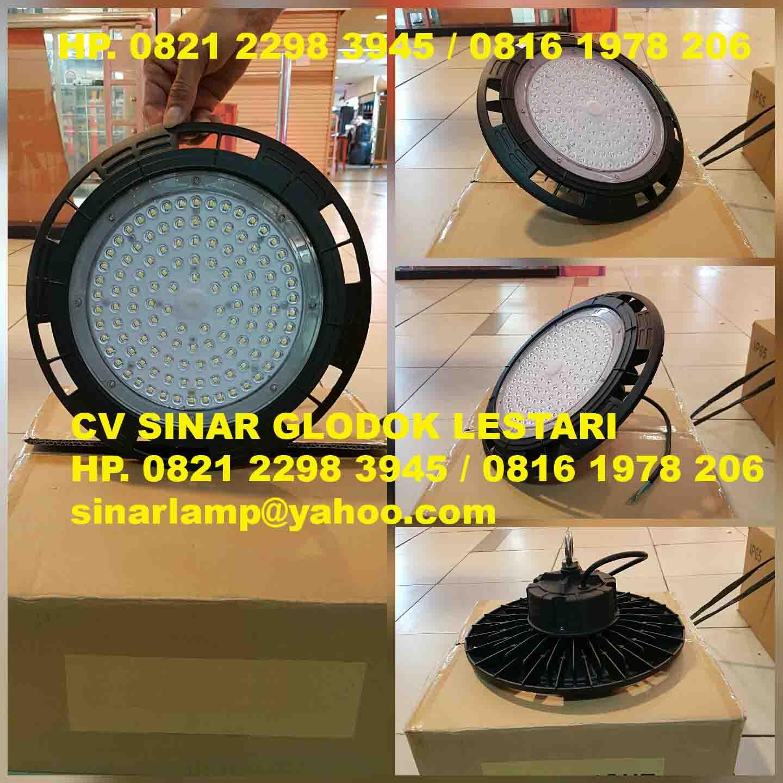 Lampu LED High Bay 100W Black Phanter