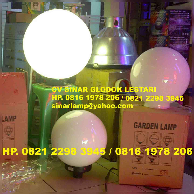 Lampu Taman Dan Pilar Results From 45 Pagar Bulat Diameter 25cm 30cm 40cm