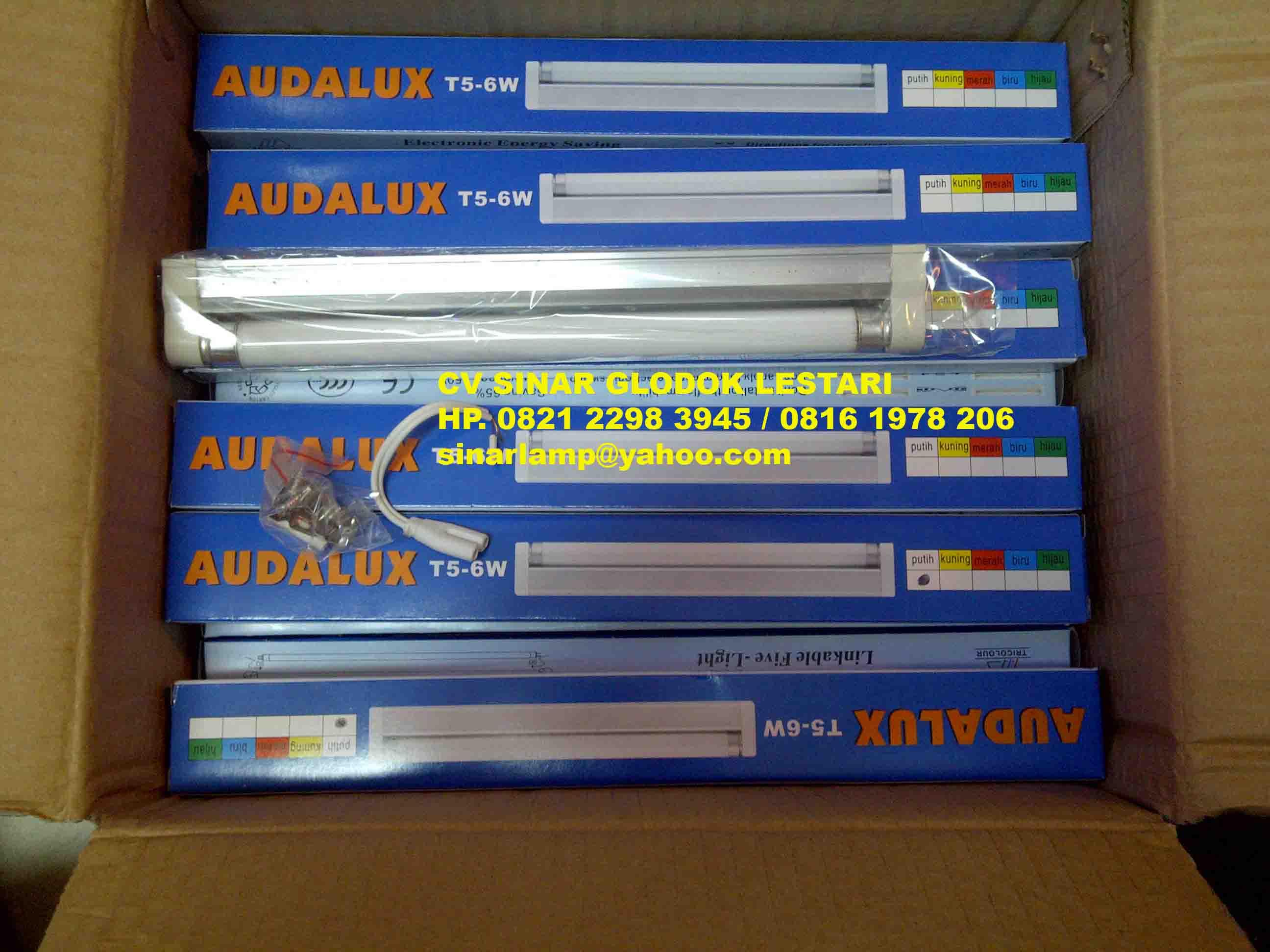 Aneka Lampu T5 Dan Uv Aquarium Light Yang 15w Audalux 6 Watt