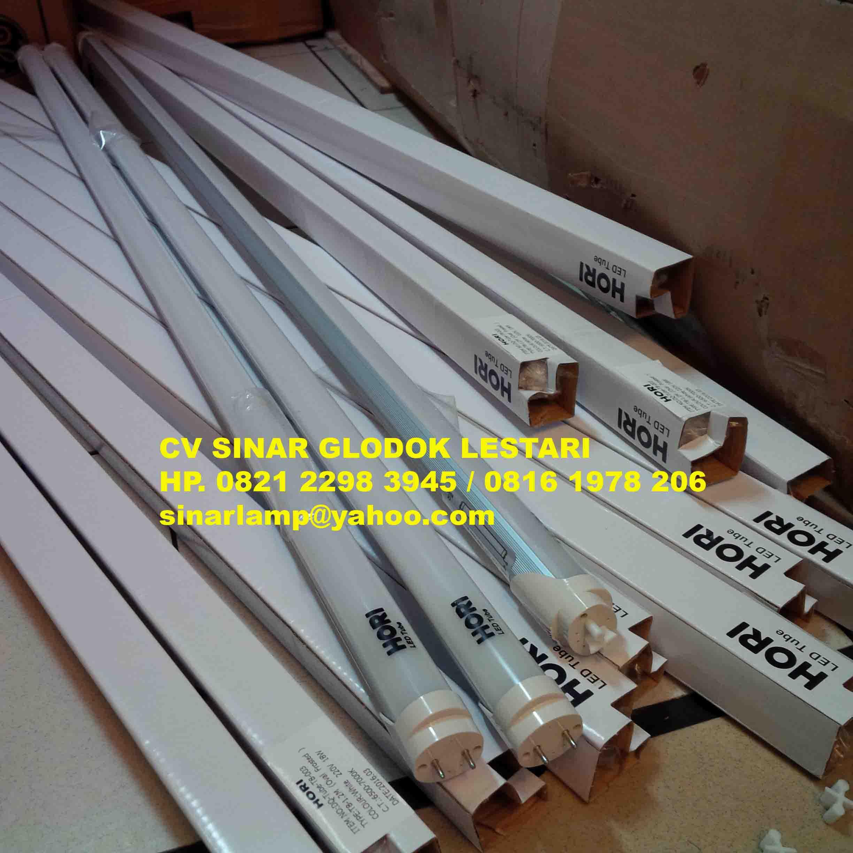 Wiring Lampu Tl Led Diagram Land Online Daftar Lumen 18w Hori Ah