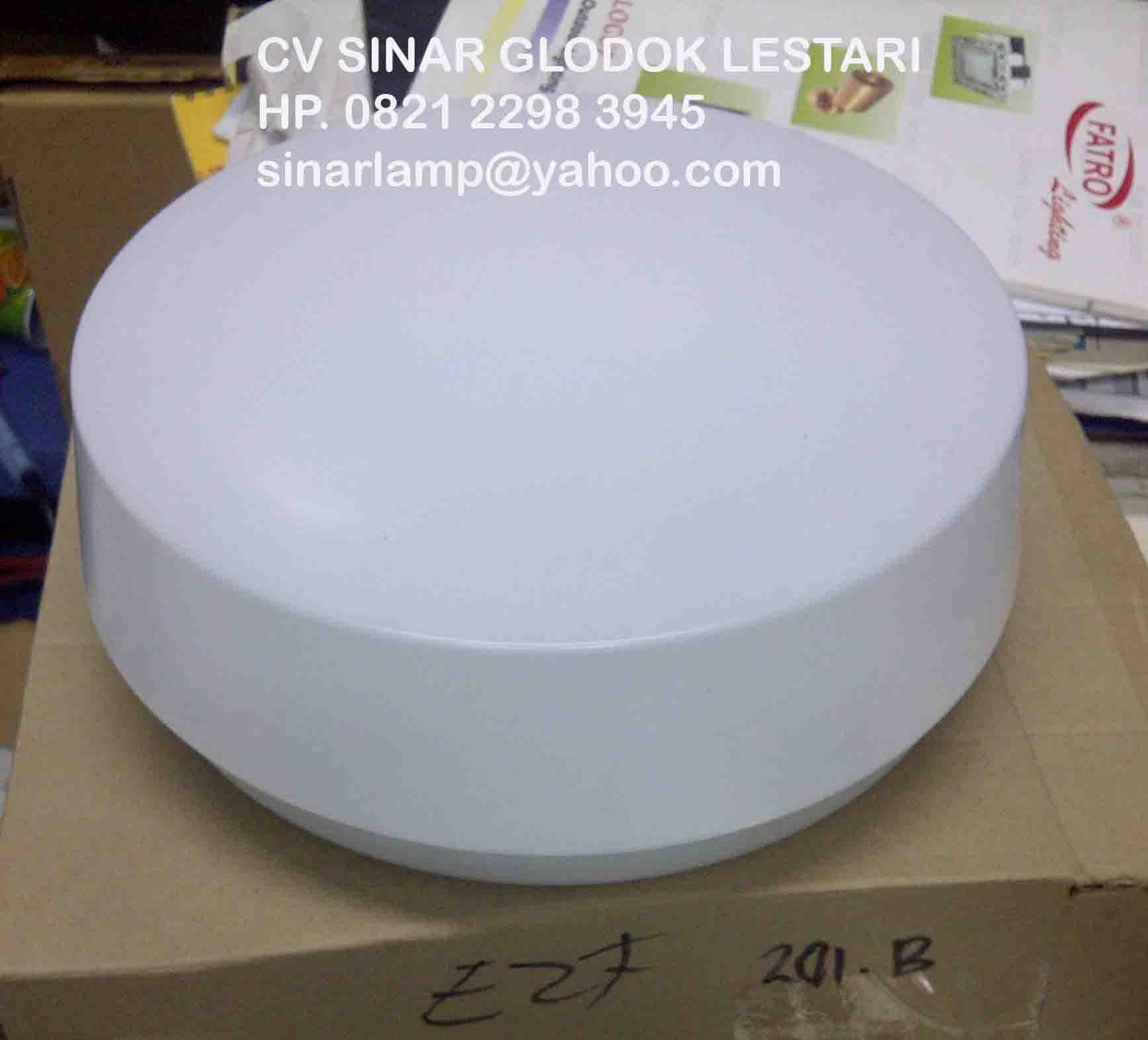 Lampu Plafon Baret Bulat Megalux