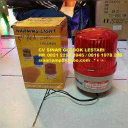 Lampu Rotary LTE1121 Warning Light