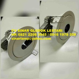 Downlight Interior Spot Pinhole MR16 Oval dan Bulat