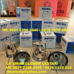Downlight E27 Meiwa List Silver