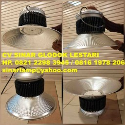 Lampu Gantung High Bay LED 150 watt