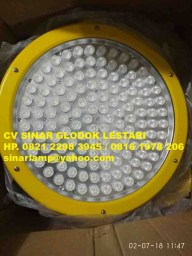 Lampu LED Explosion Proof HRN-D95-120W LED High Bay