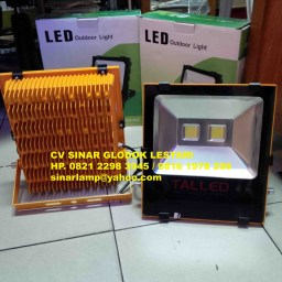 Lampu Sorot 100W LED Floodlight TALLED