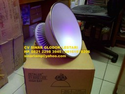Lampu Industri LED High Bay 50W Zetalux High Quality