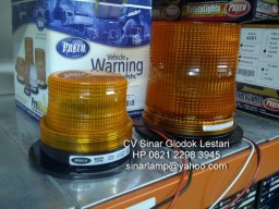 Lampu warning strobe lights Preco 3318a dan 4621a
