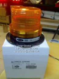 Lampu strobe warning light 3318A Preco