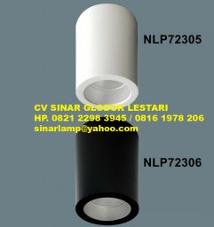 Rumah Downlight Outbow PANASONIC NLP72305